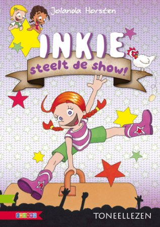 Inkie steelt de show!