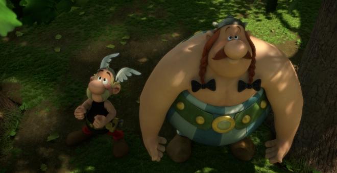 Asterix en Obelix - Asterix 3D